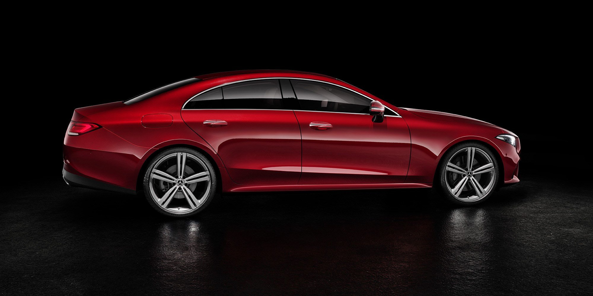 Latest 2018 Mercedes Benz Cls Revealed Photos Free Download