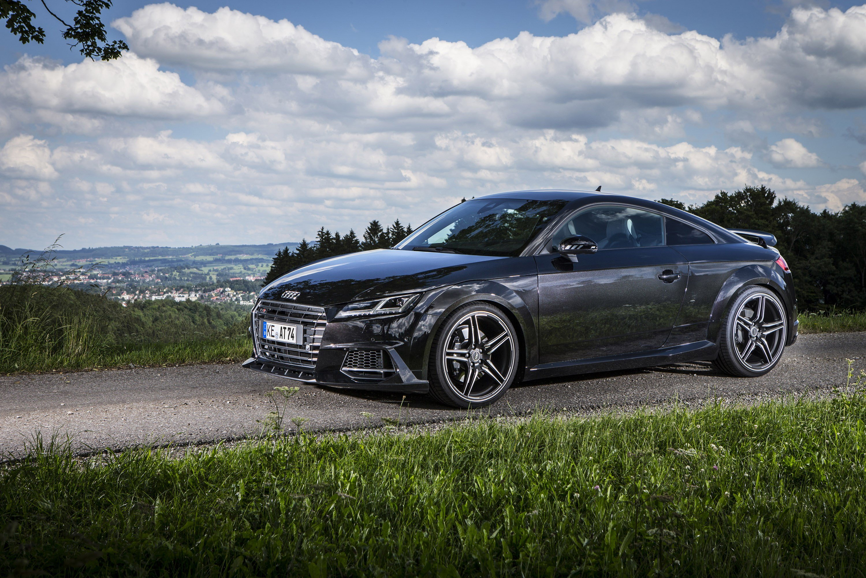 Latest Audi Tt Recieves Numerous Goodies From World S Largest Free Download