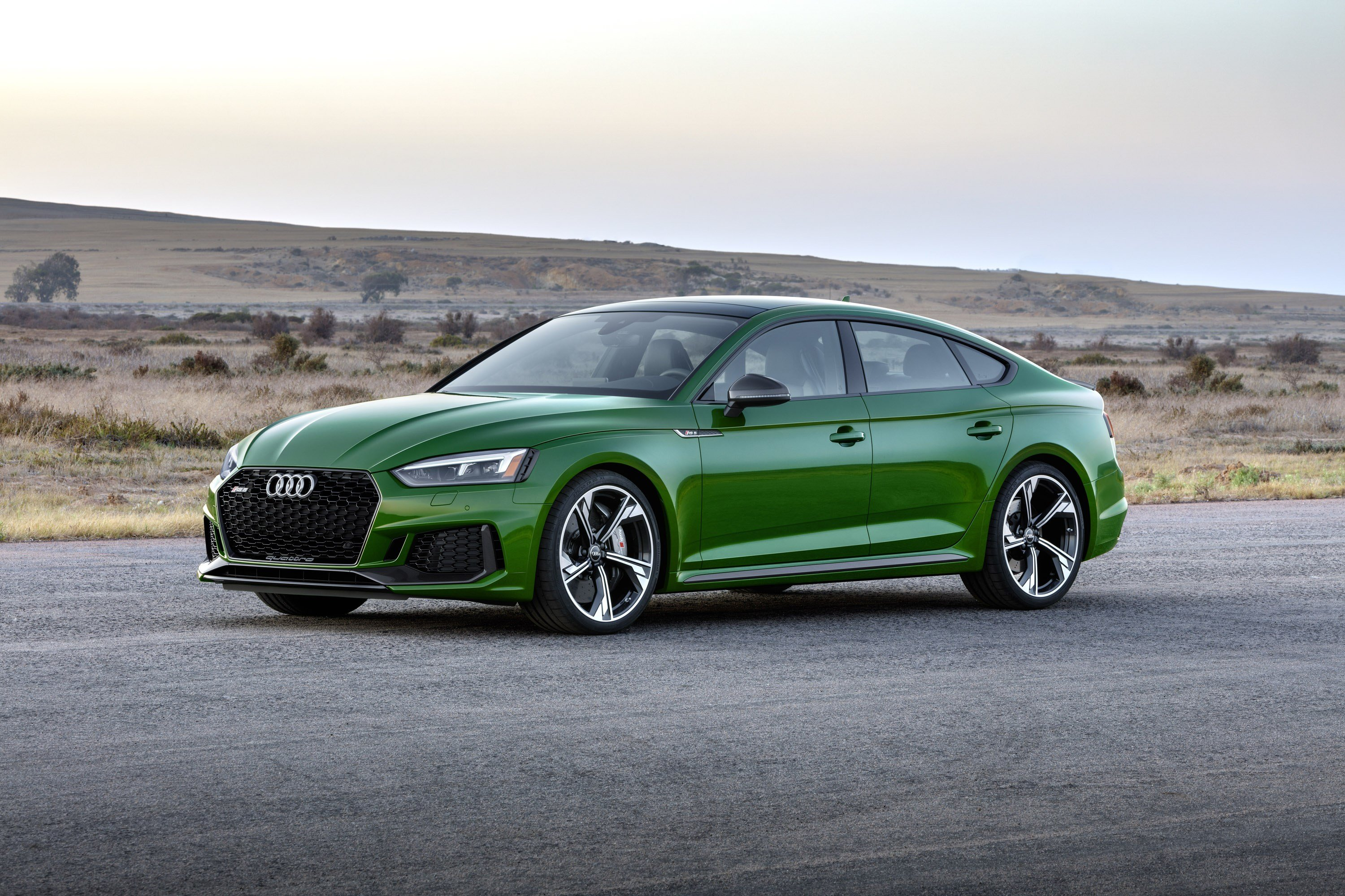 Latest Audi Reveals 2019 Rs 5 Sportback Free Download