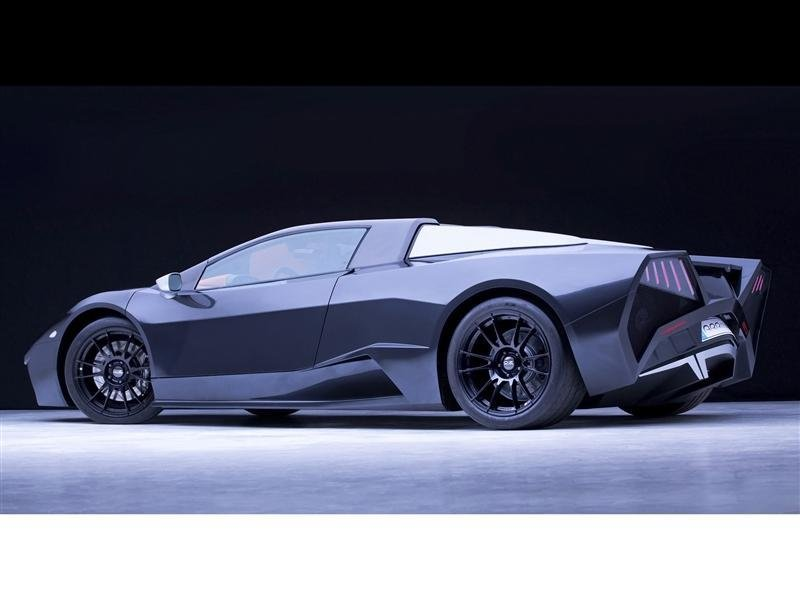 Latest 2012 Arrinera Supercar Image Photo 8 Of 20 Free Download