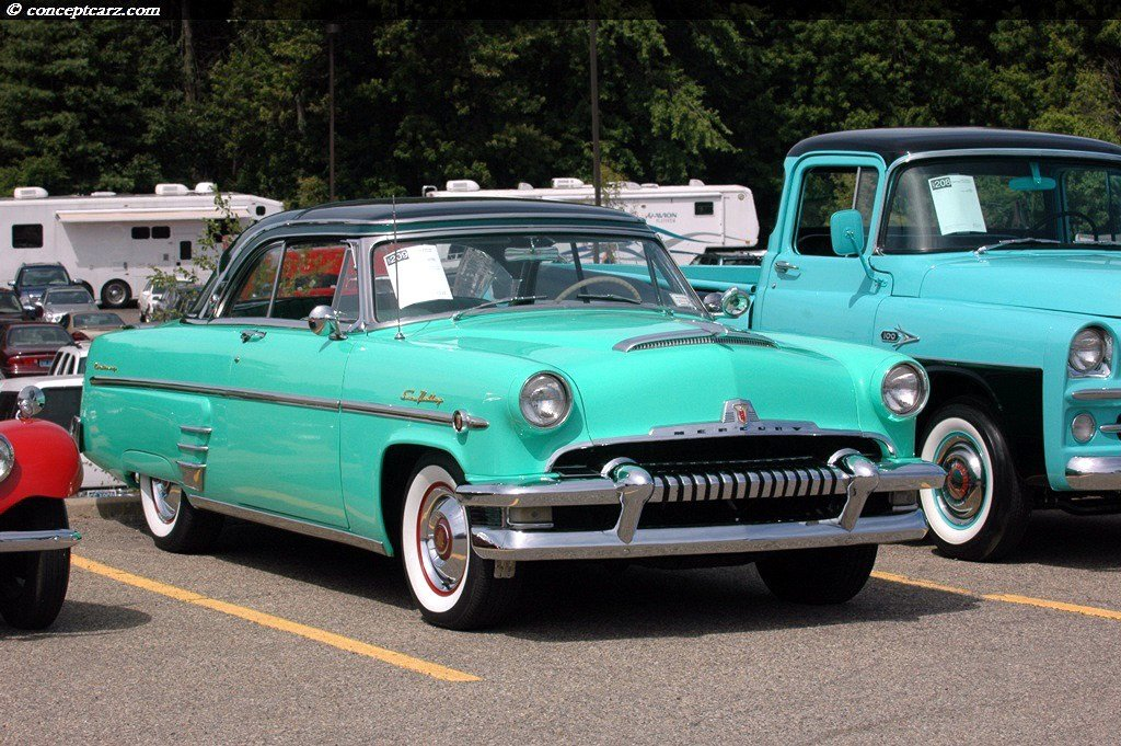 Latest Auction Results And Data For 1954 Mercury Sun Valley Free Download