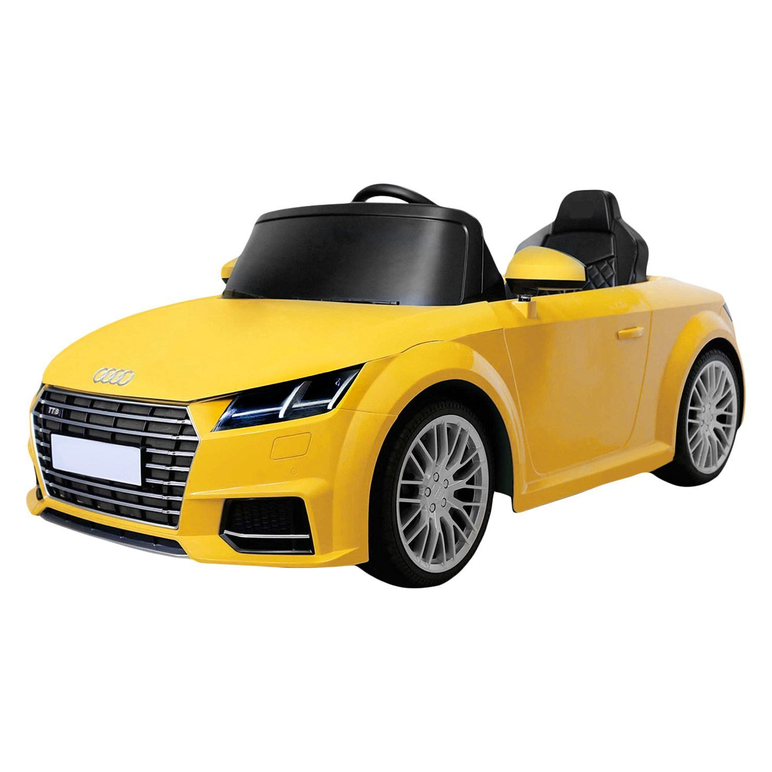 Latest Best Ride On Cars® Audi Tt 12V Yellow 2017 2017 2017 Free Download