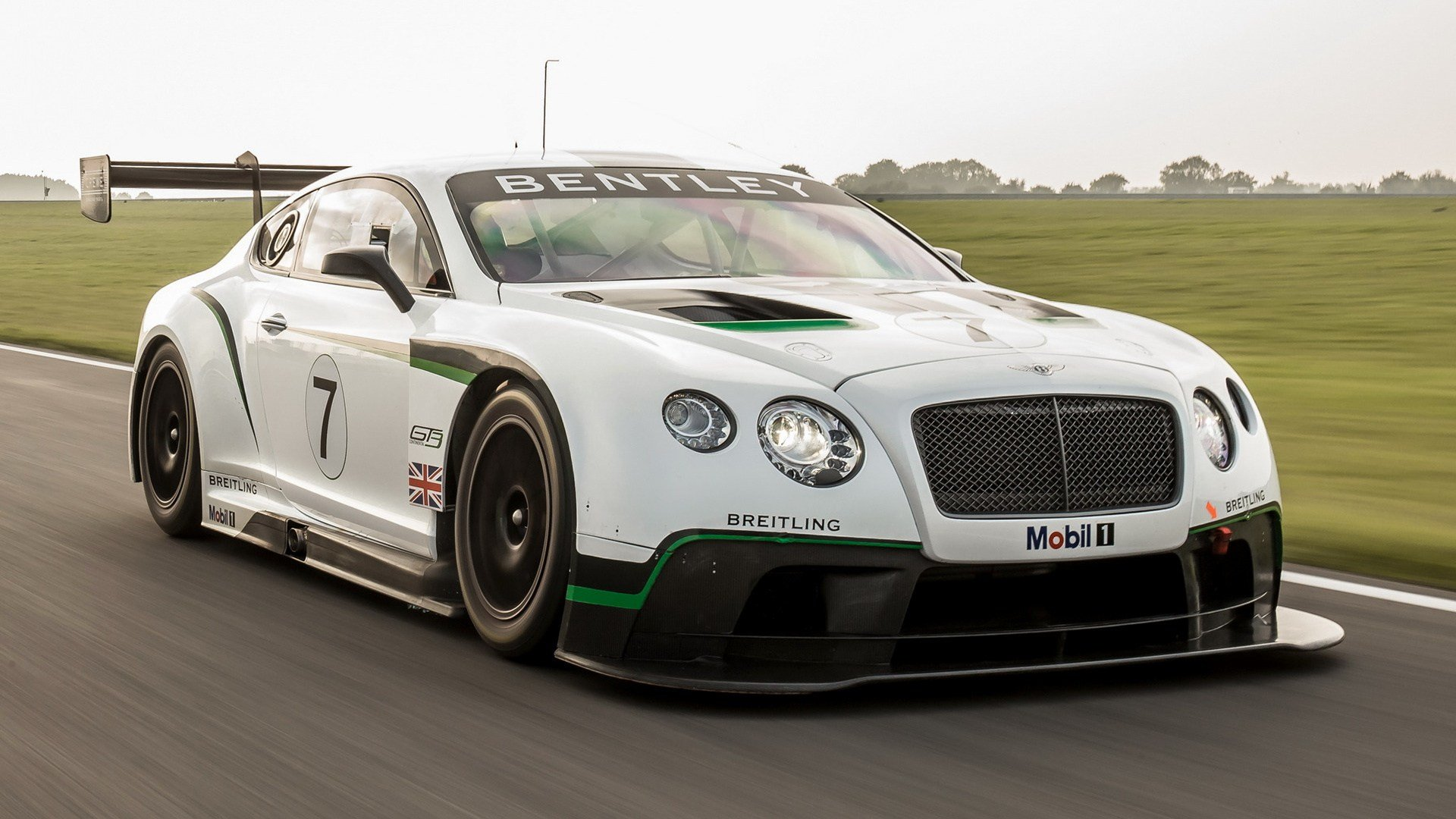Latest Bentley Continental Gt3 2013 Wallpapers And Hd Images Free Download