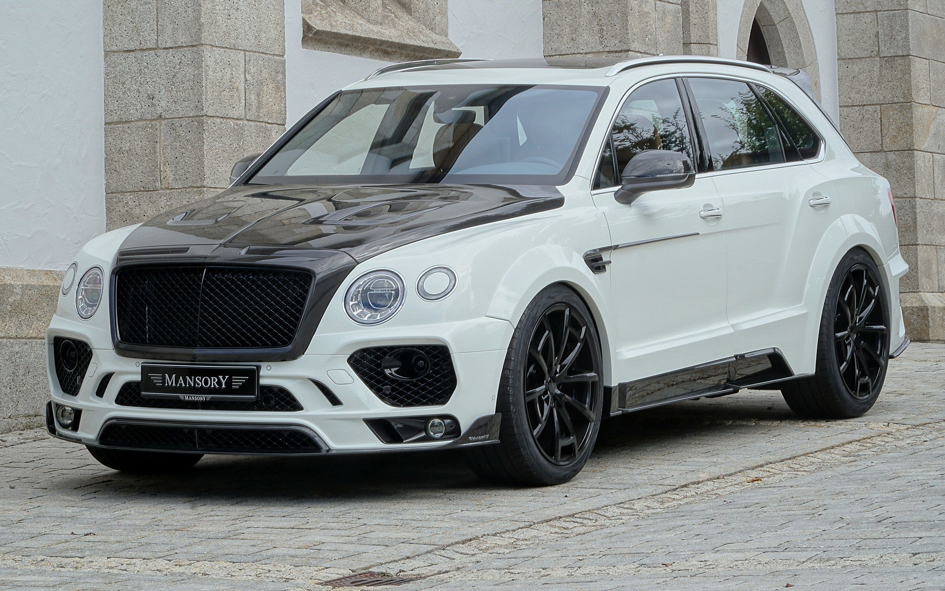 Latest 2016 Bentley Bentayga By Mansory Wallpapers And Hd Free Download