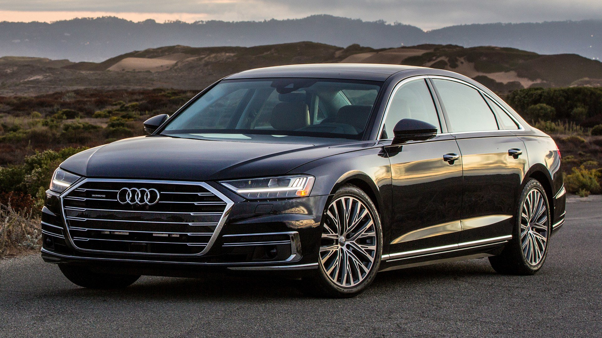 Latest 2019 Audi A8 L Us Wallpapers And Hd Images Car Pixel Free Download
