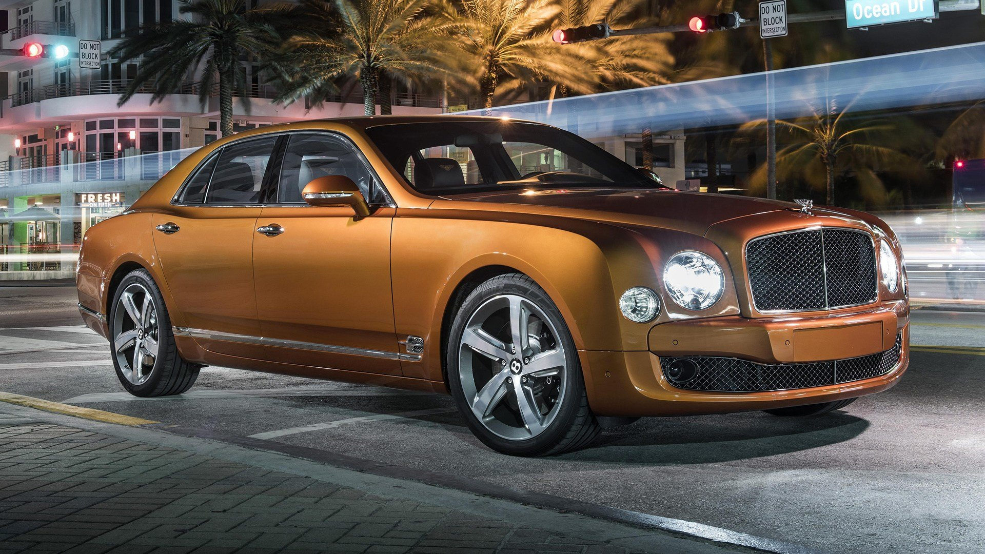 Latest 2014 Bentley Mulsanne Speed Wallpapers And Hd Images Free Download