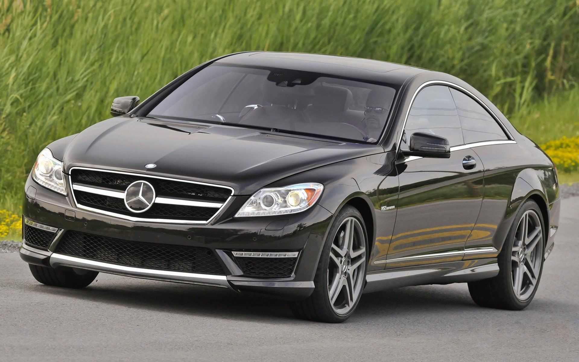 Latest 2010 Mercedes Benz Cl 65 Amg Us Wallpapers And Hd Free Download