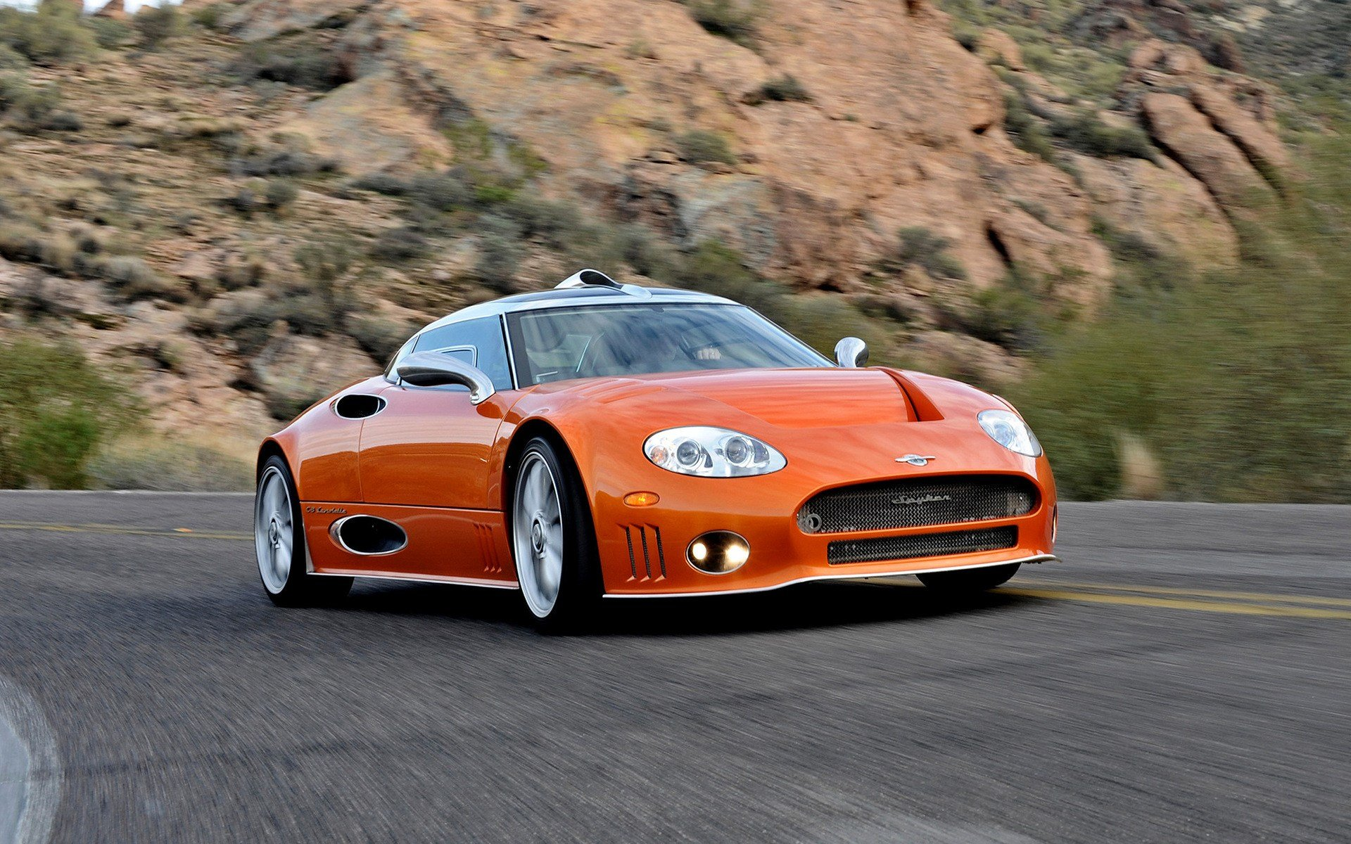 Latest 2013 Spyker C8 Laviolette Wallpapers And Hd Images Car Free Download