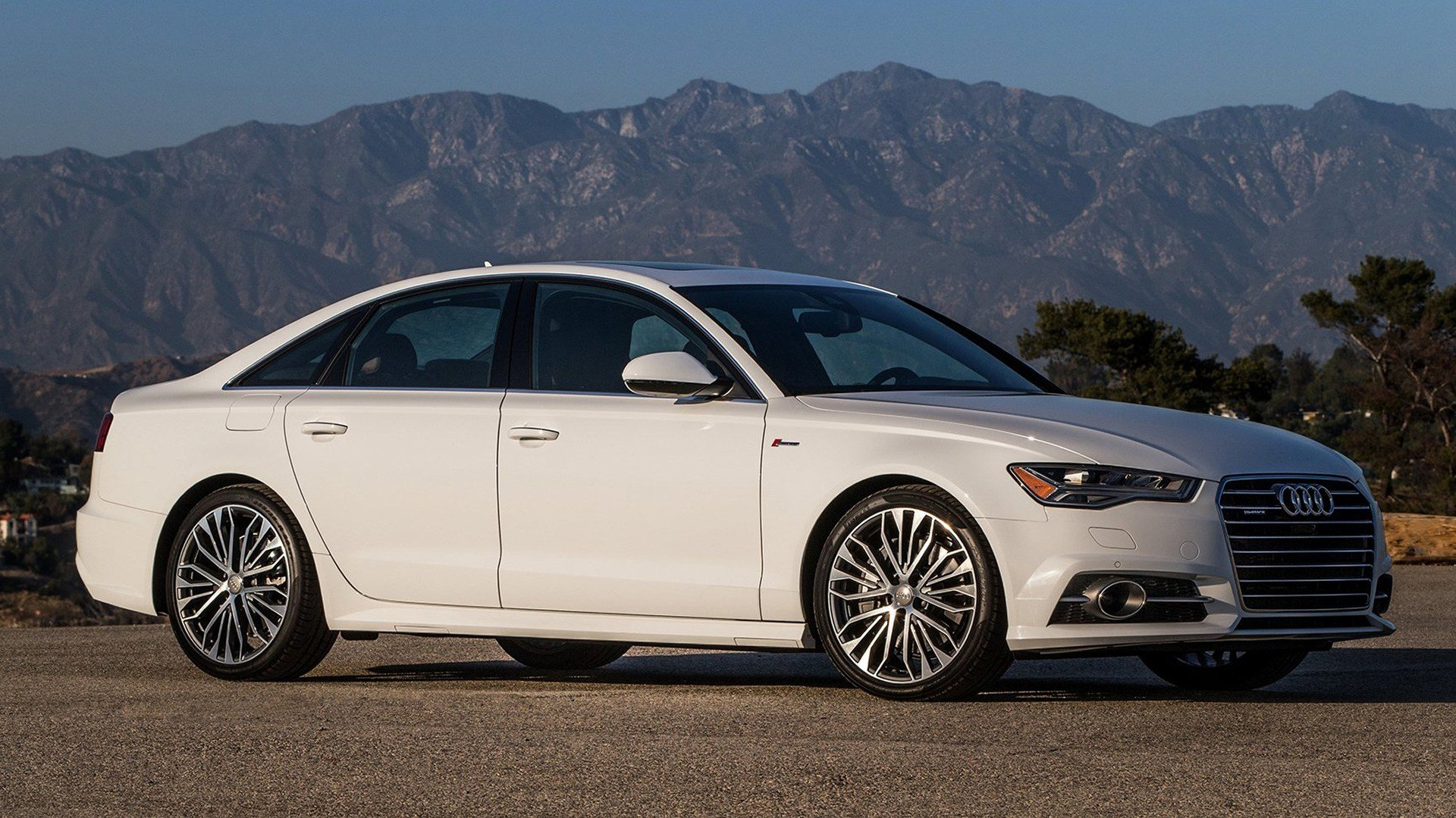 Latest Audi A6 Sedan S Line 2016 Us Wallpapers And Hd Images Free Download