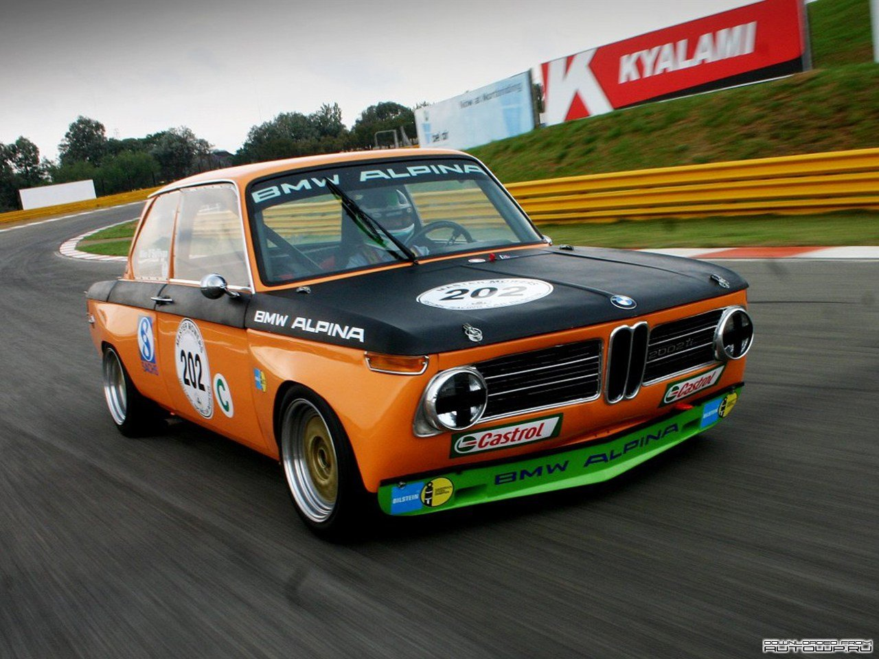 Latest Alpina 2002Tii Race Car E10 Photos Photogallery With 2 Free Download