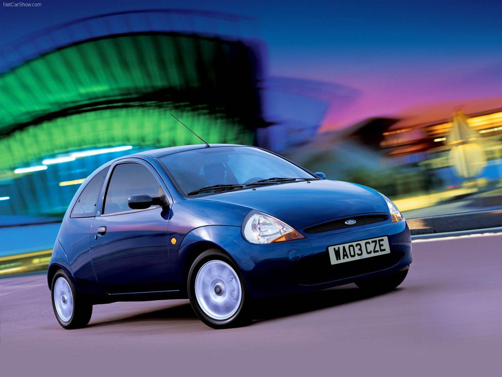 Latest Ford Ka Picture 33348 Ford Photo Gallery Carsbase Com Free Download