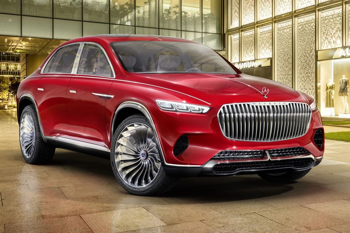 Latest 6 Ways Vision Mercedes Maybach Ultimate Luxury Lives Up To Free Download