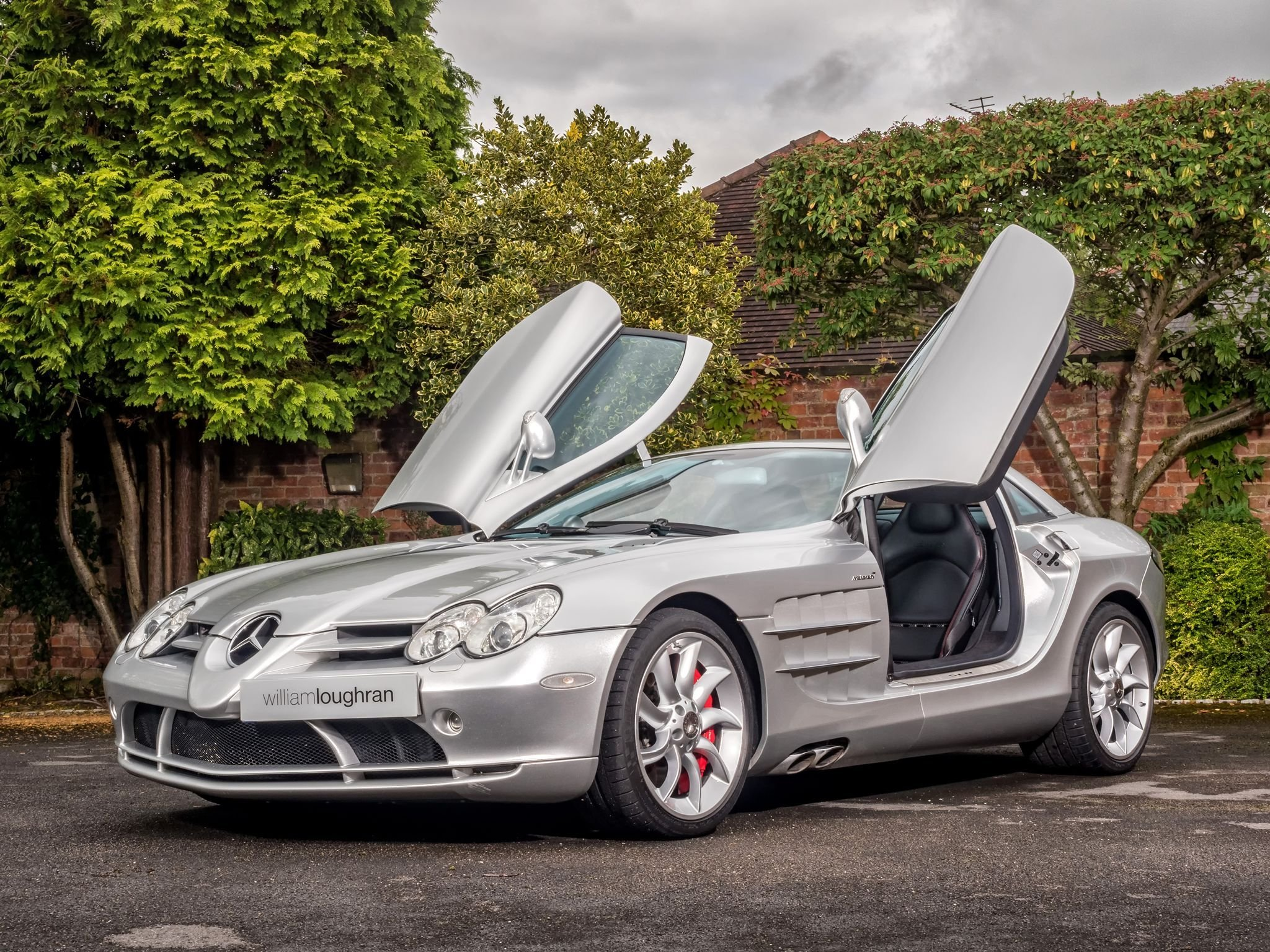 Latest Car Photography Mercedes Slr Mclaren Michael Sewell Free Download