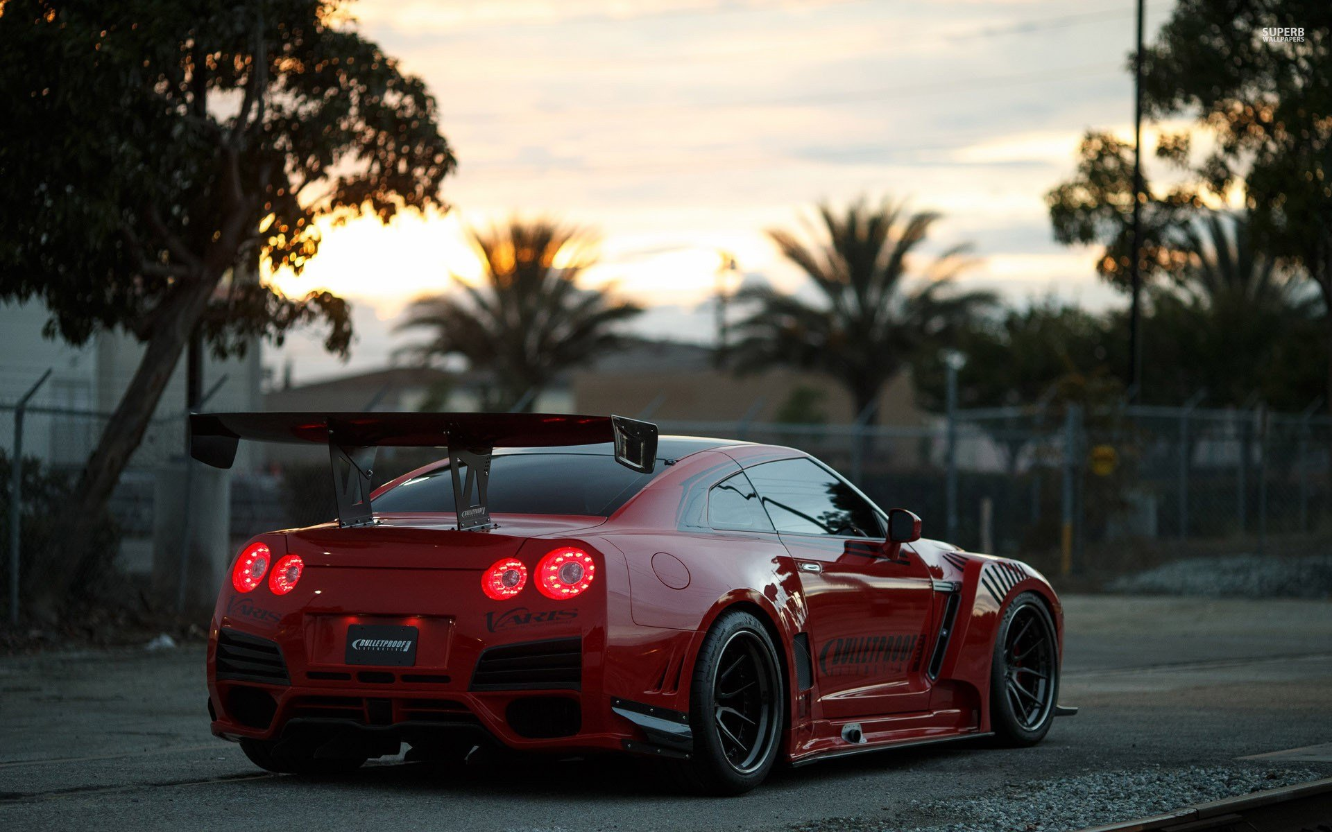 Latest Nissan Gtr Wallpaper ·① Wallpapertag Free Download