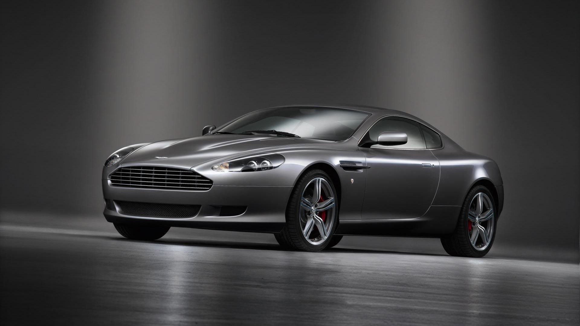 Latest Cars Aston Martin Db9 Coupe Picture Nr 37595 Free Download