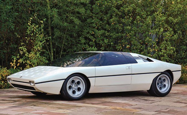 Latest Bertone Concept Car Auction The Awesomer Free Download