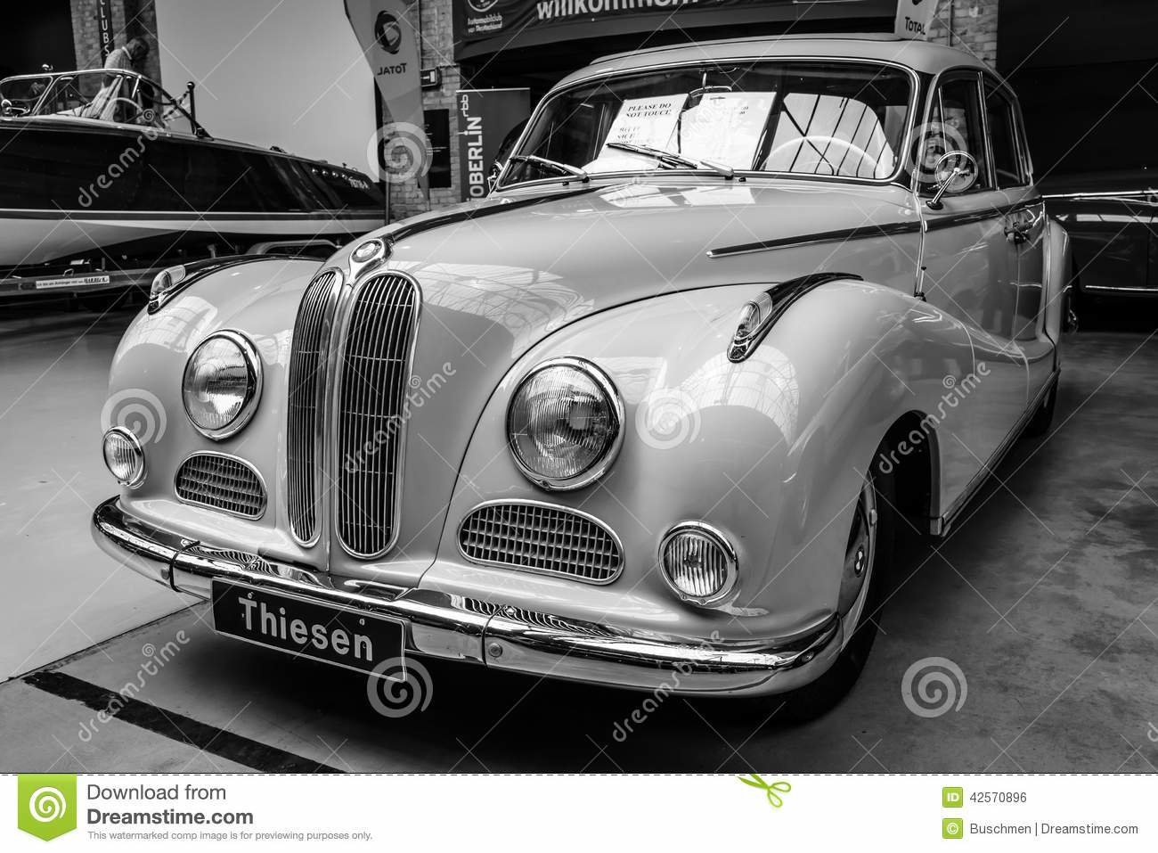 Latest Full Size Luxury Car Bmw 501 V8 Editorial Photo Image Free Download