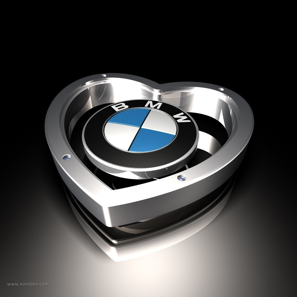 Latest Bmw Logos Posing With A Variety Of Objects – Norebbo Free Download