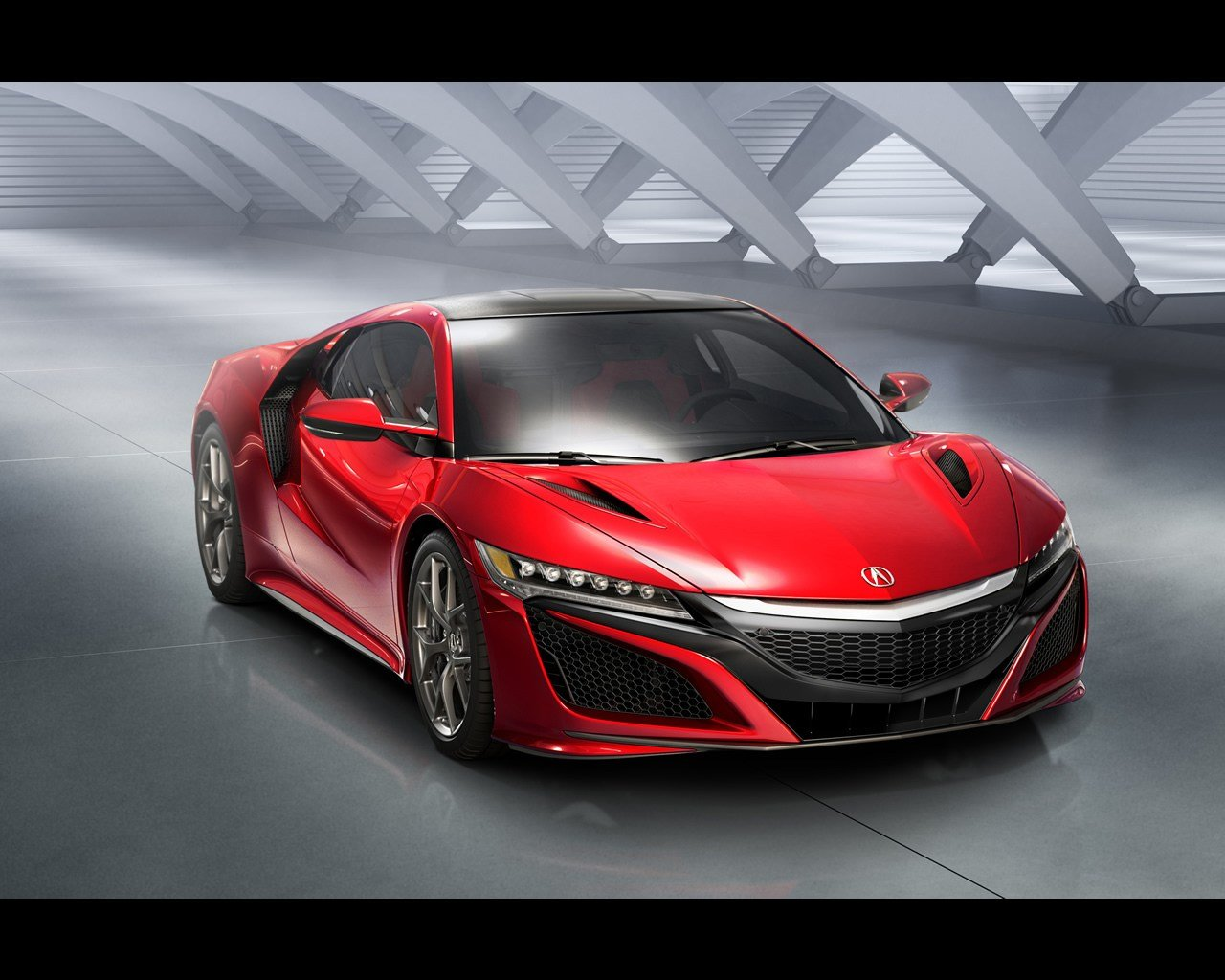 Latest Honda Acura Nsx Supercar 2015 Free Download