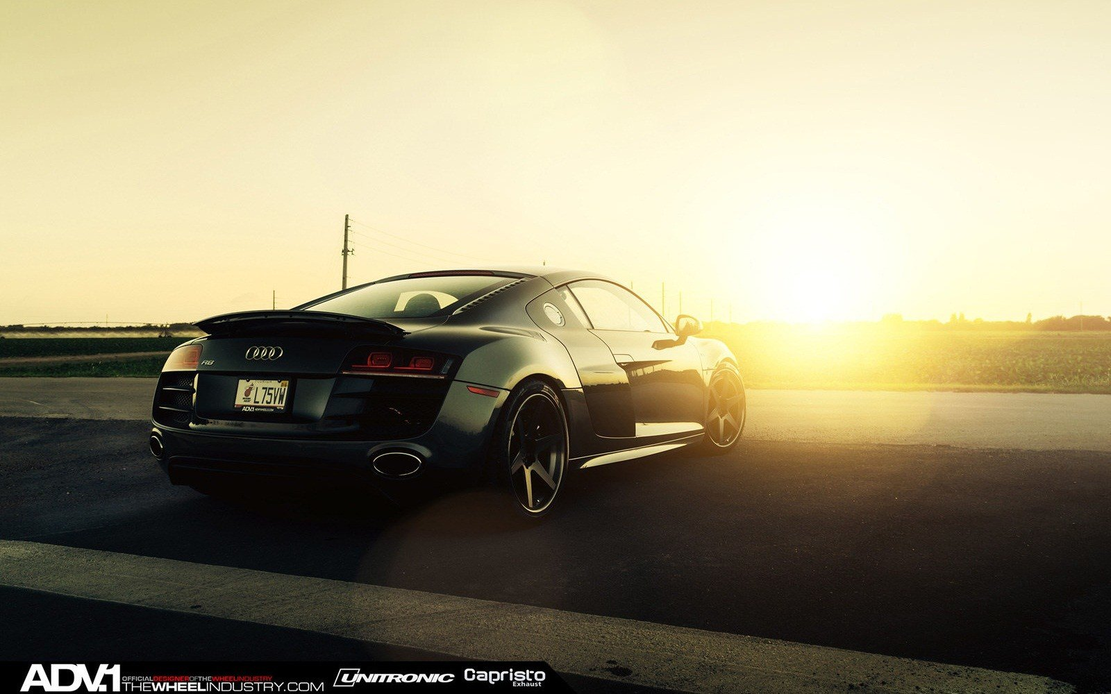 Latest 2014 Audi R8 On Adv1 Wheels Hot Photoshoot Sssupersports Com Free Download