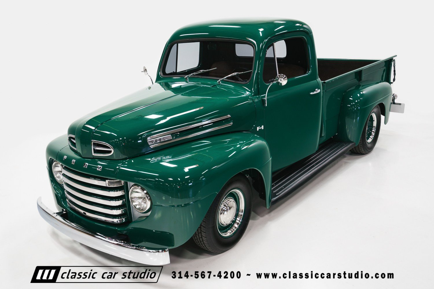 Latest 1949 Ford F1 Pickup Classic Car Studio Free Download