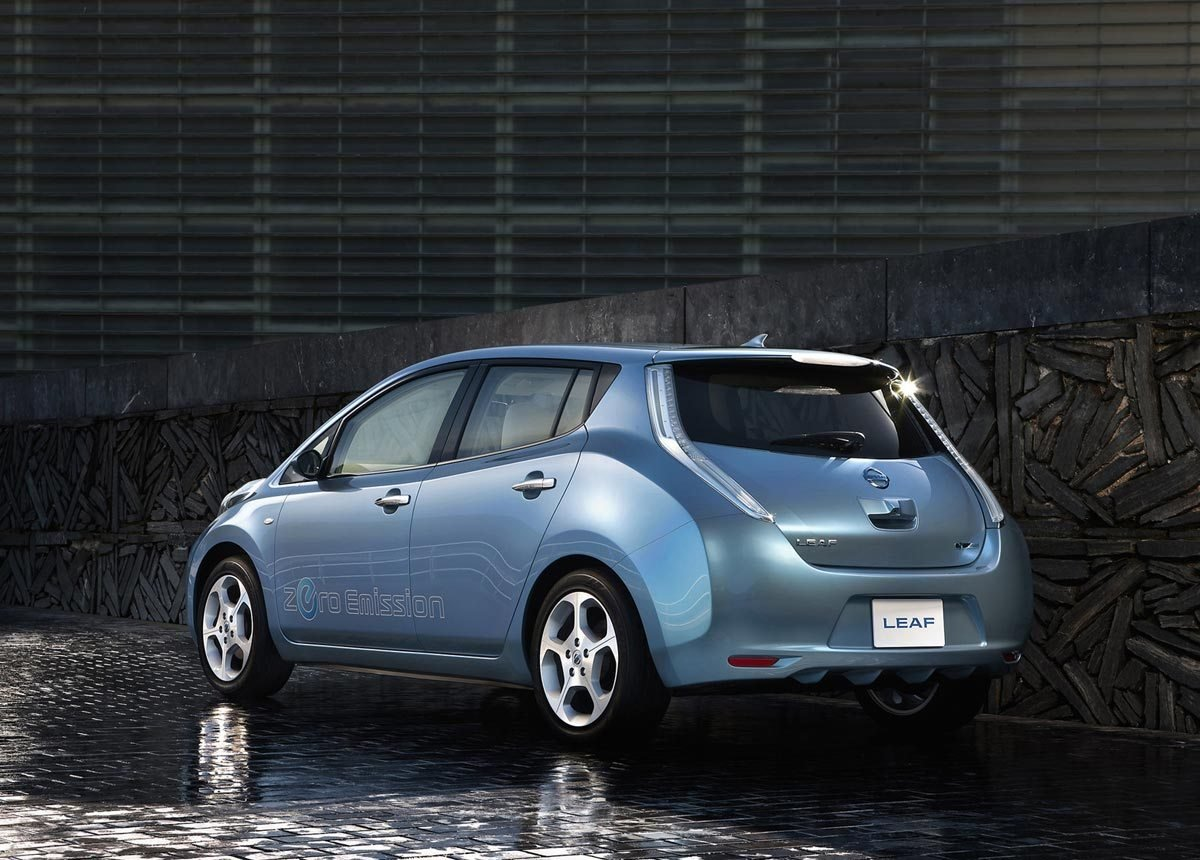 Latest Ø Nissan Leaf Electric Car Reservations For Next Year And Free Download