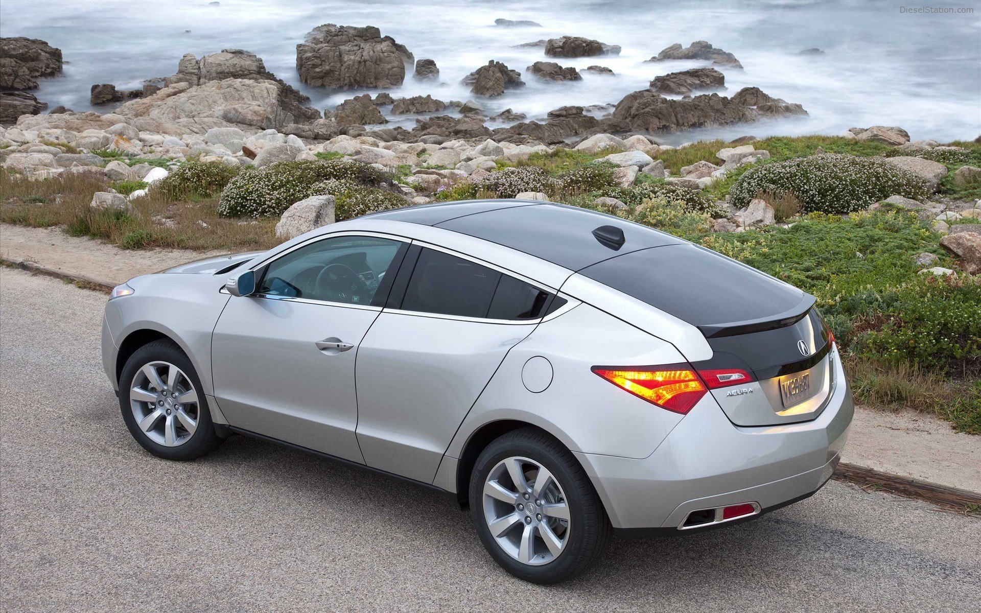 Latest The *Gly Car Blog Honda Crossturd And Acura Zdx Free Download