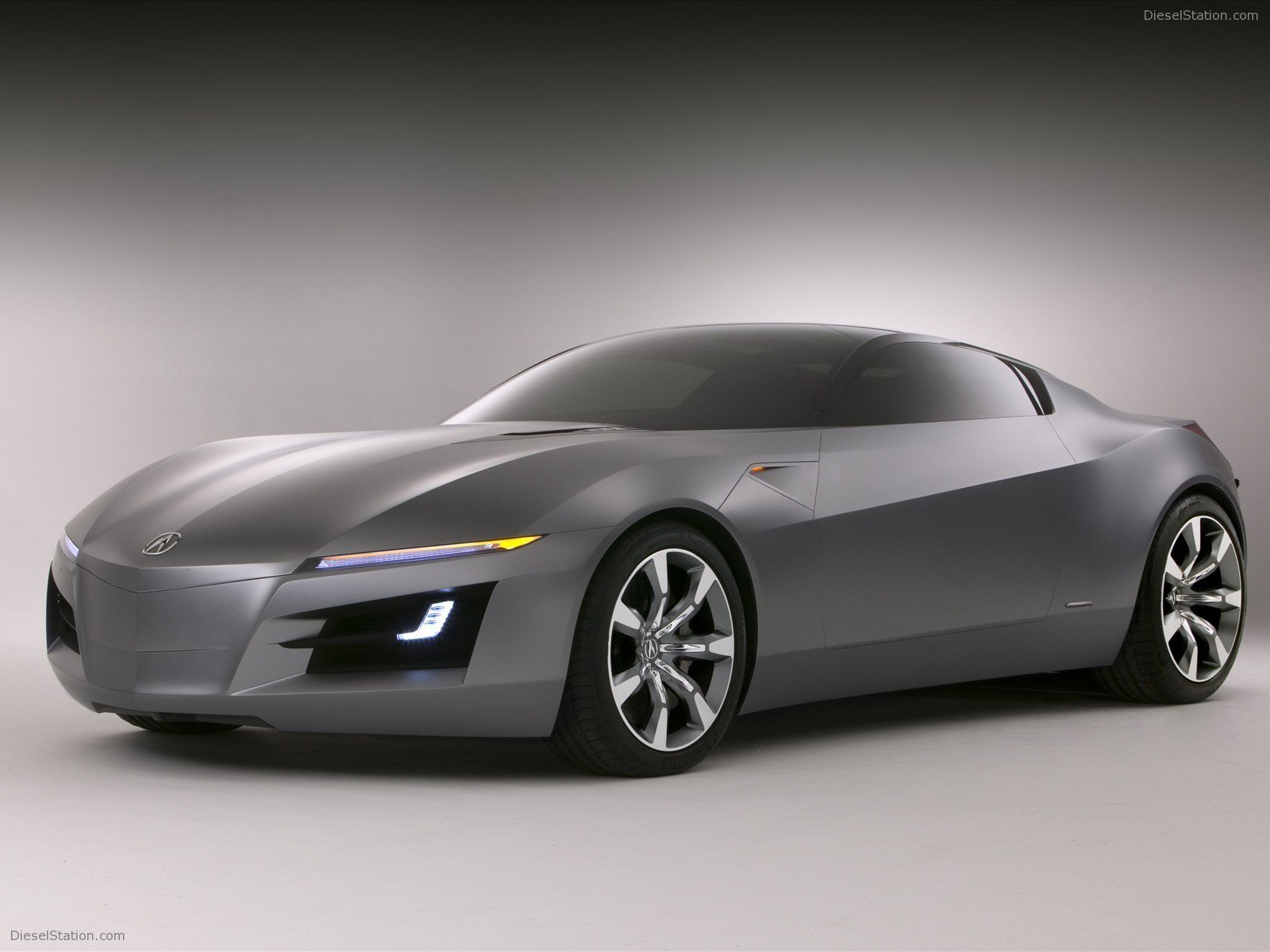 Latest Acura Advanced Sports Car Concept Exotic Car Pictures 06 Free Download