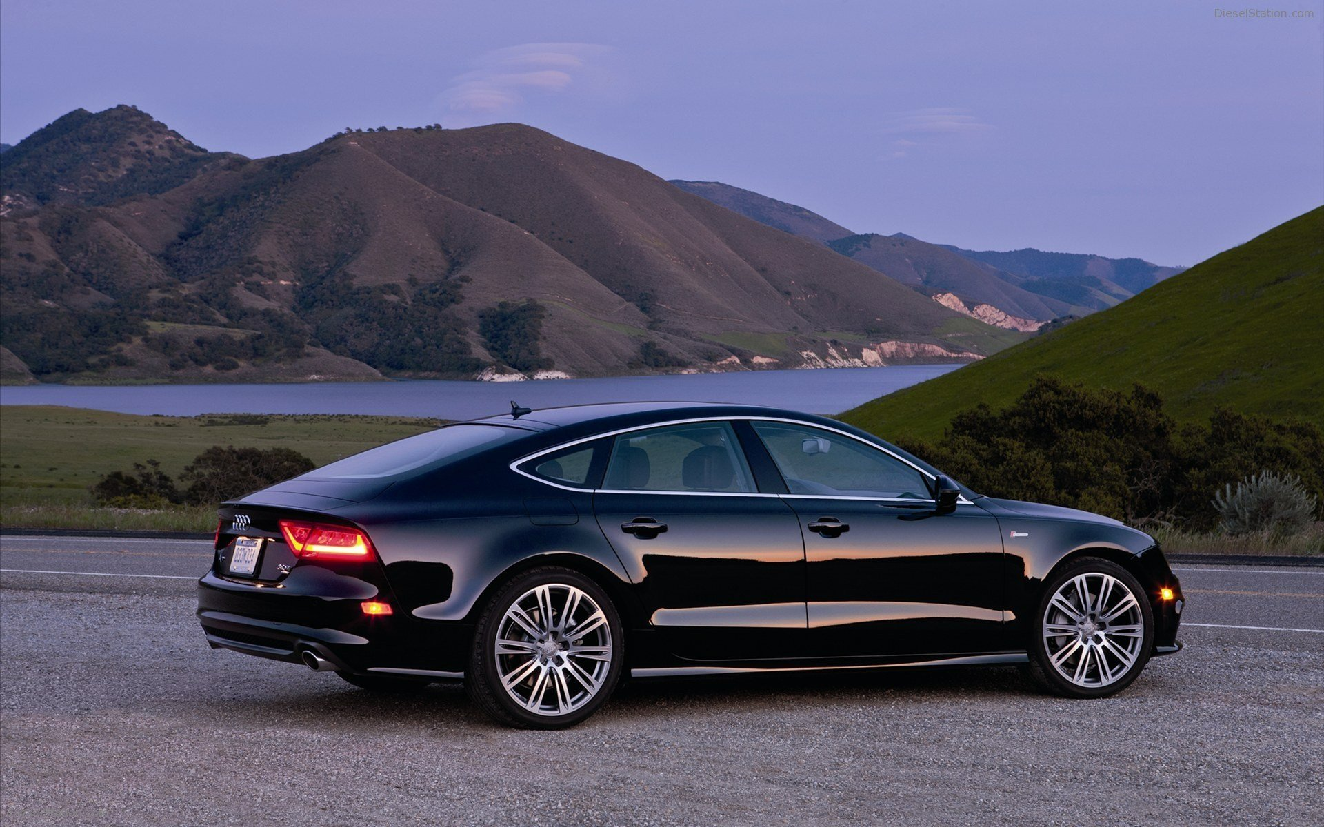 Latest Audi A7 2012 Widescreen Exotic Car Image 22 Of 56 Free Download
