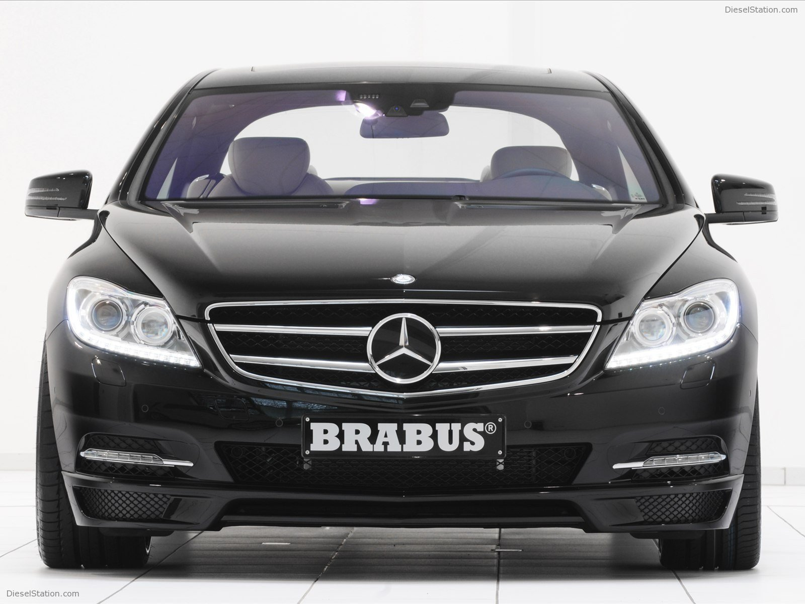 Latest Brabus Mercedes Cl Class 2011 Exotic Car Image 04 Of 42 Free Download Original 1024 x 768