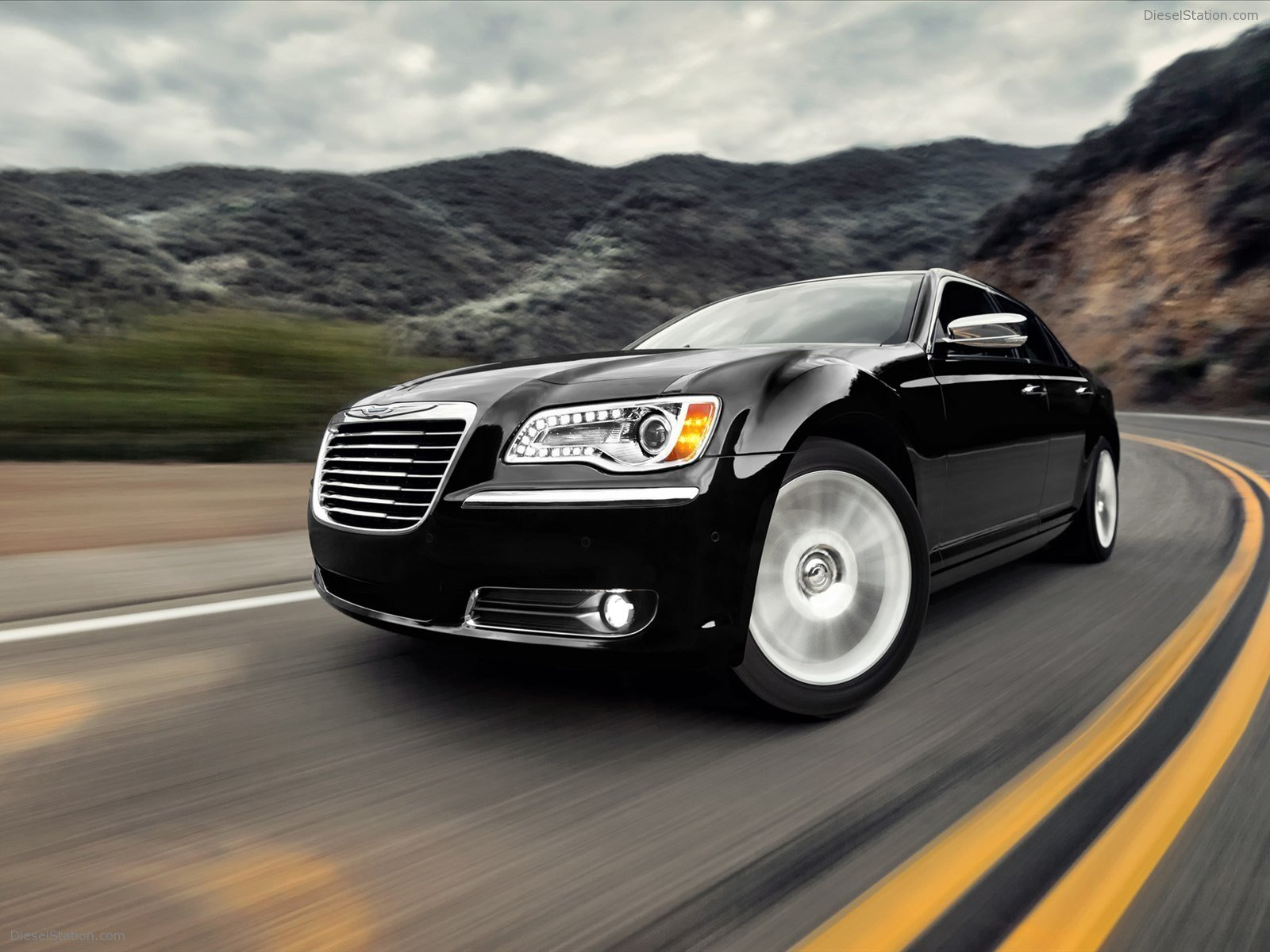 Latest Chrysler 300 2012 Exotic Car Picture 01 Of 28 Diesel Free Download