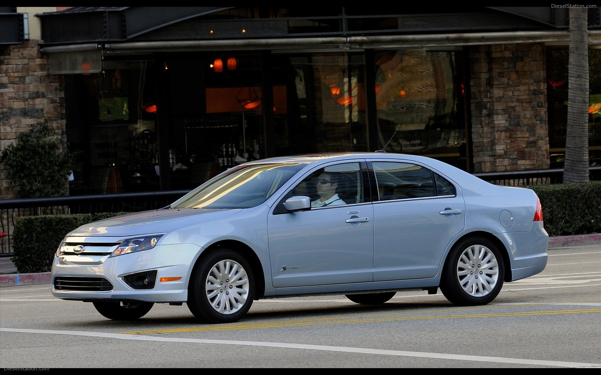 Latest 2010 Ford Fusion Widescreen Exotic Car Image 10 Of 26 Free Download