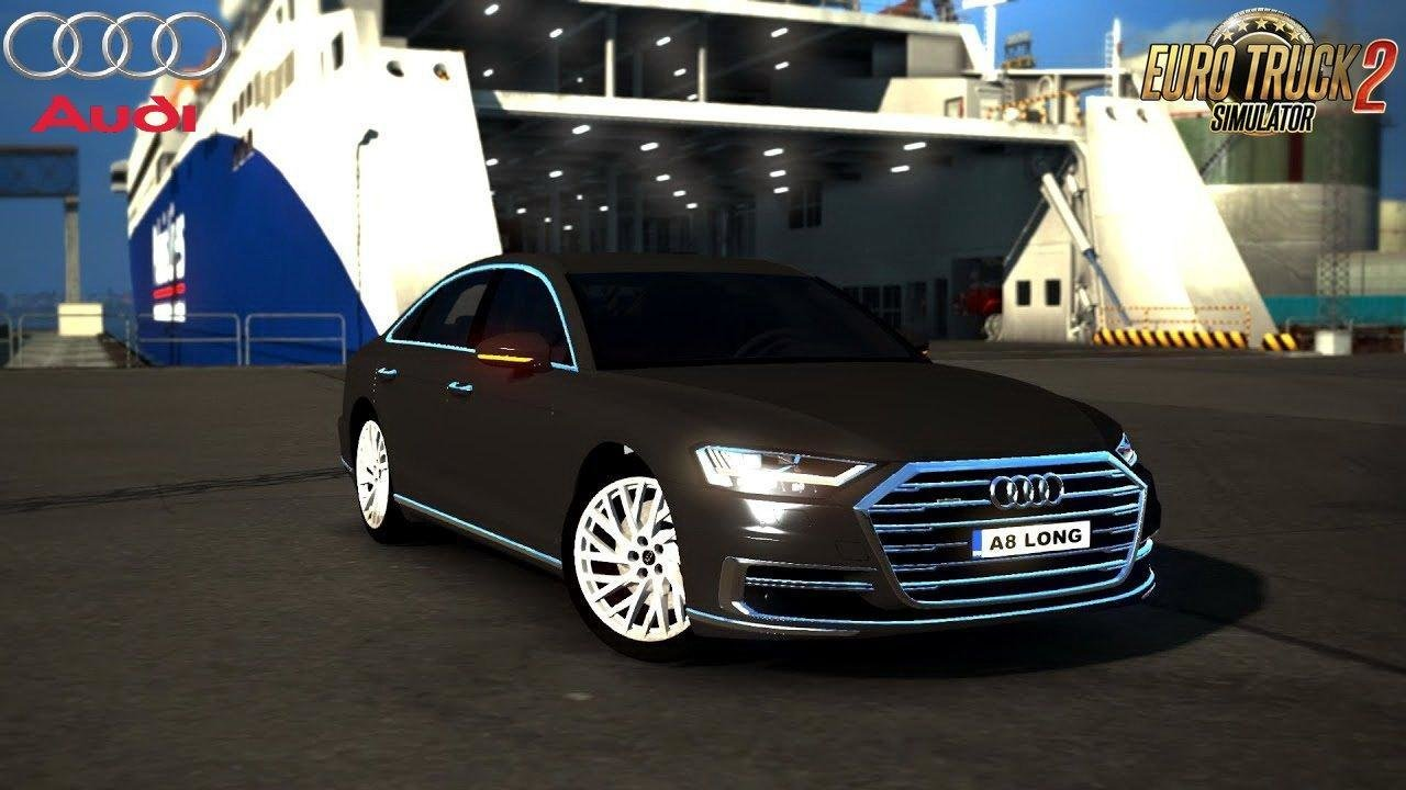 Latest Audi A8 Long 2018 Interior V1 Reworked 1 30 X Car Free Download