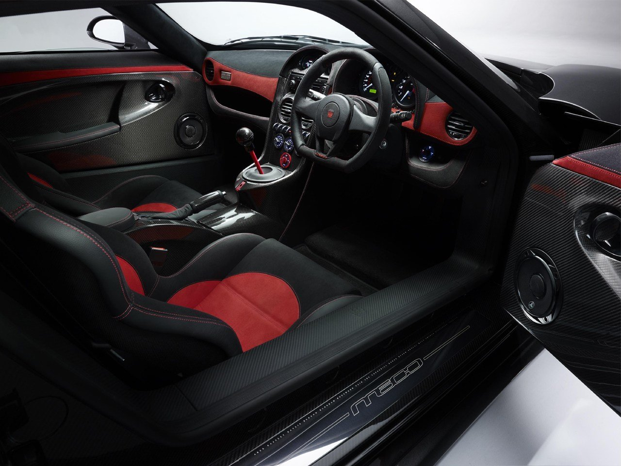 Latest Supercar Noble M600 Enters Production Europe Car News Free Download
