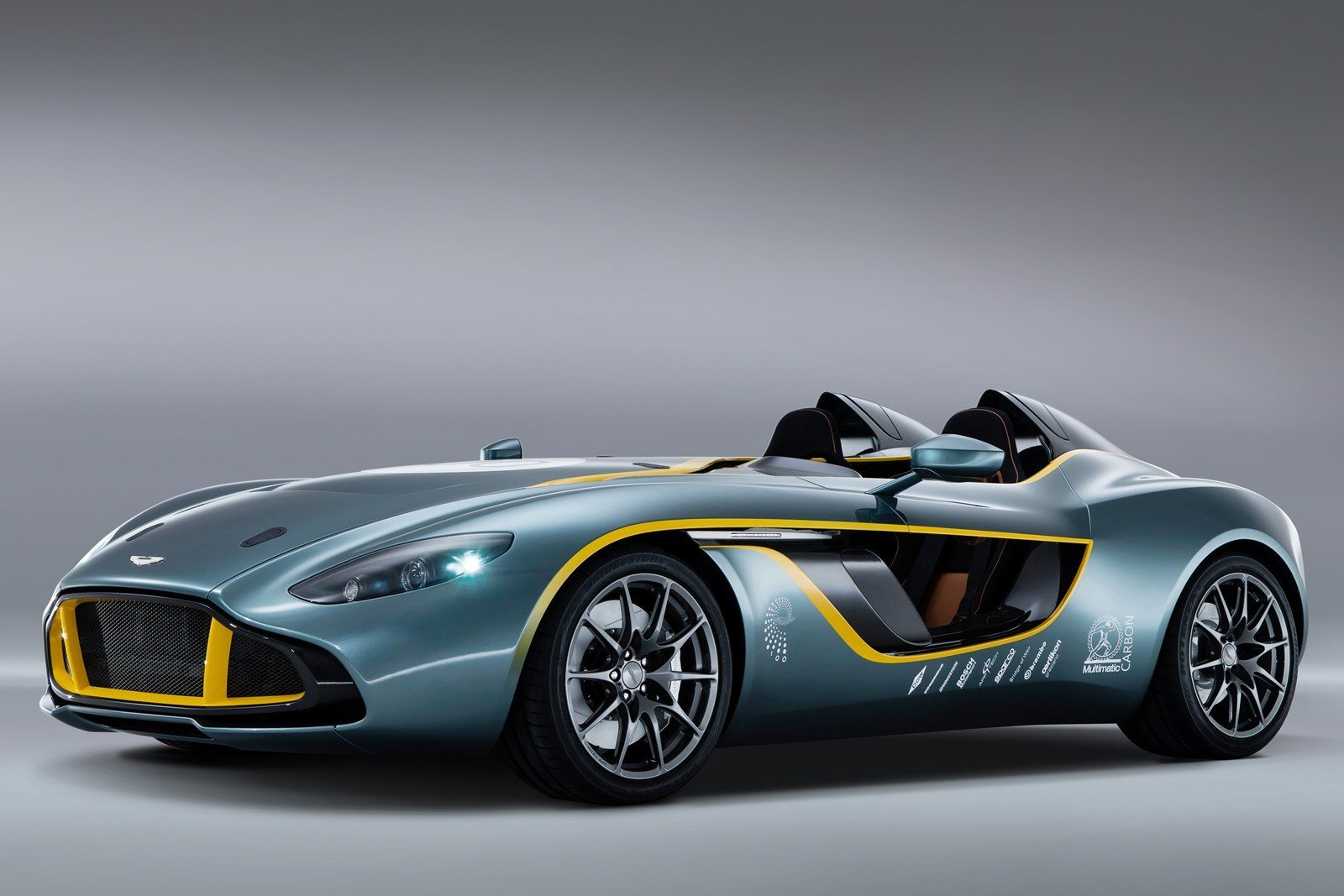 Latest Aston Martin Cars News Cc100 Speedster Concept Free Download