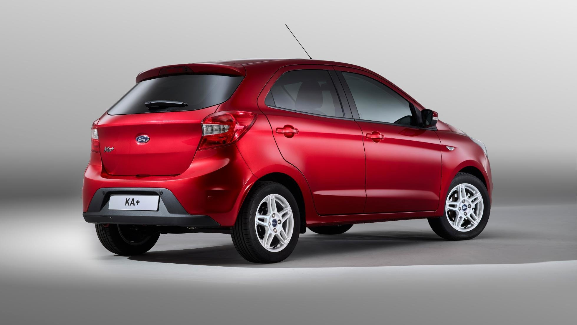 Latest Ford Ka Plus 2016 Exterior Image Gallery Pictures Photos Free Download