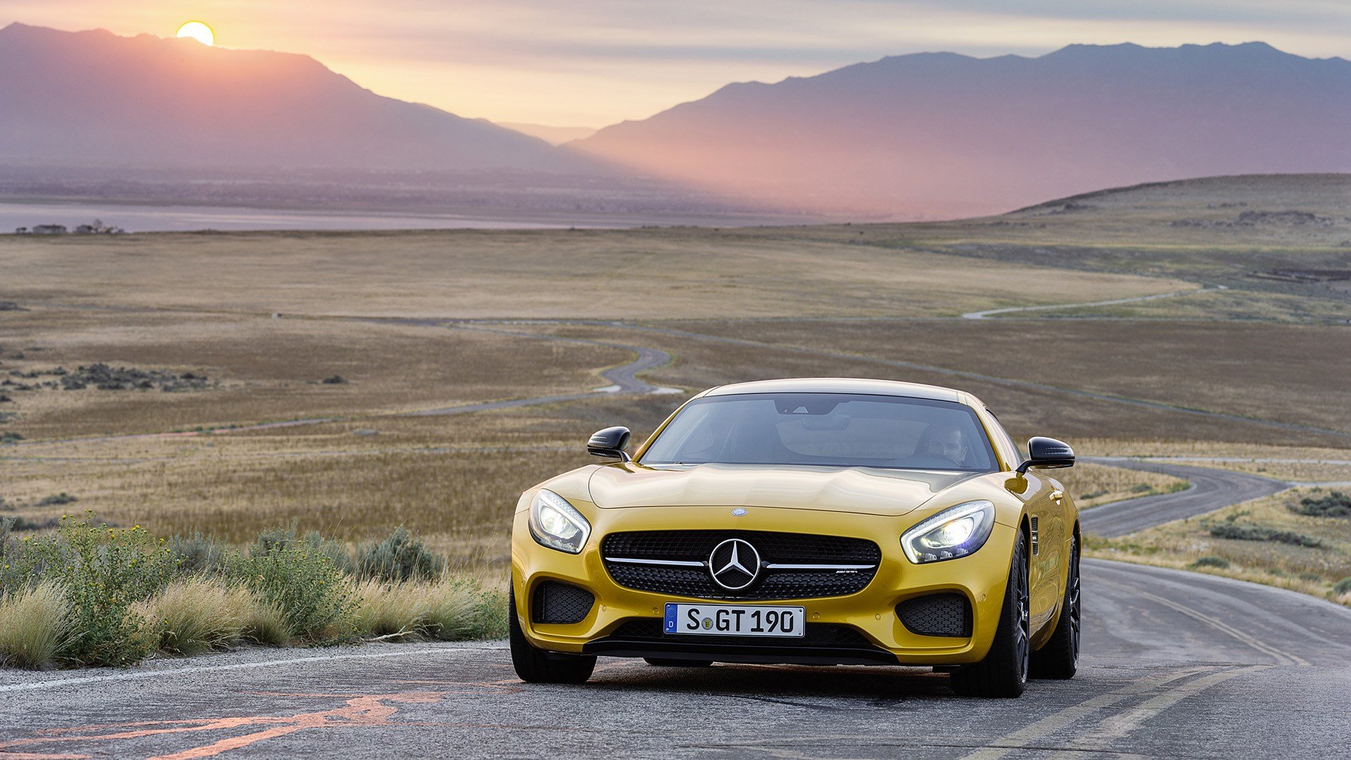 Latest 2016 Mercedes Amg Gt S Wallpapers Hd Images Wsupercars Free Download