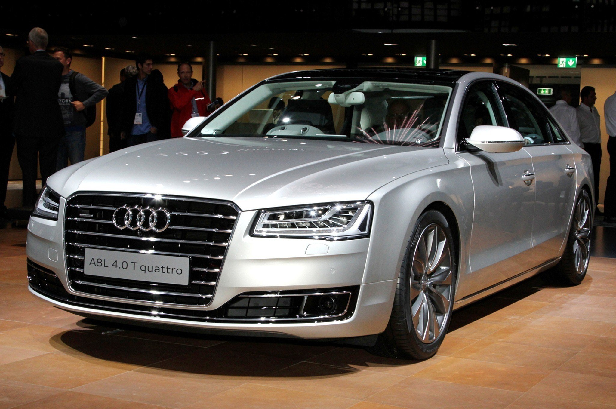 Latest New Audi A8 2015 Luxury Car Wallpaper Hd Wallpapers Free Download