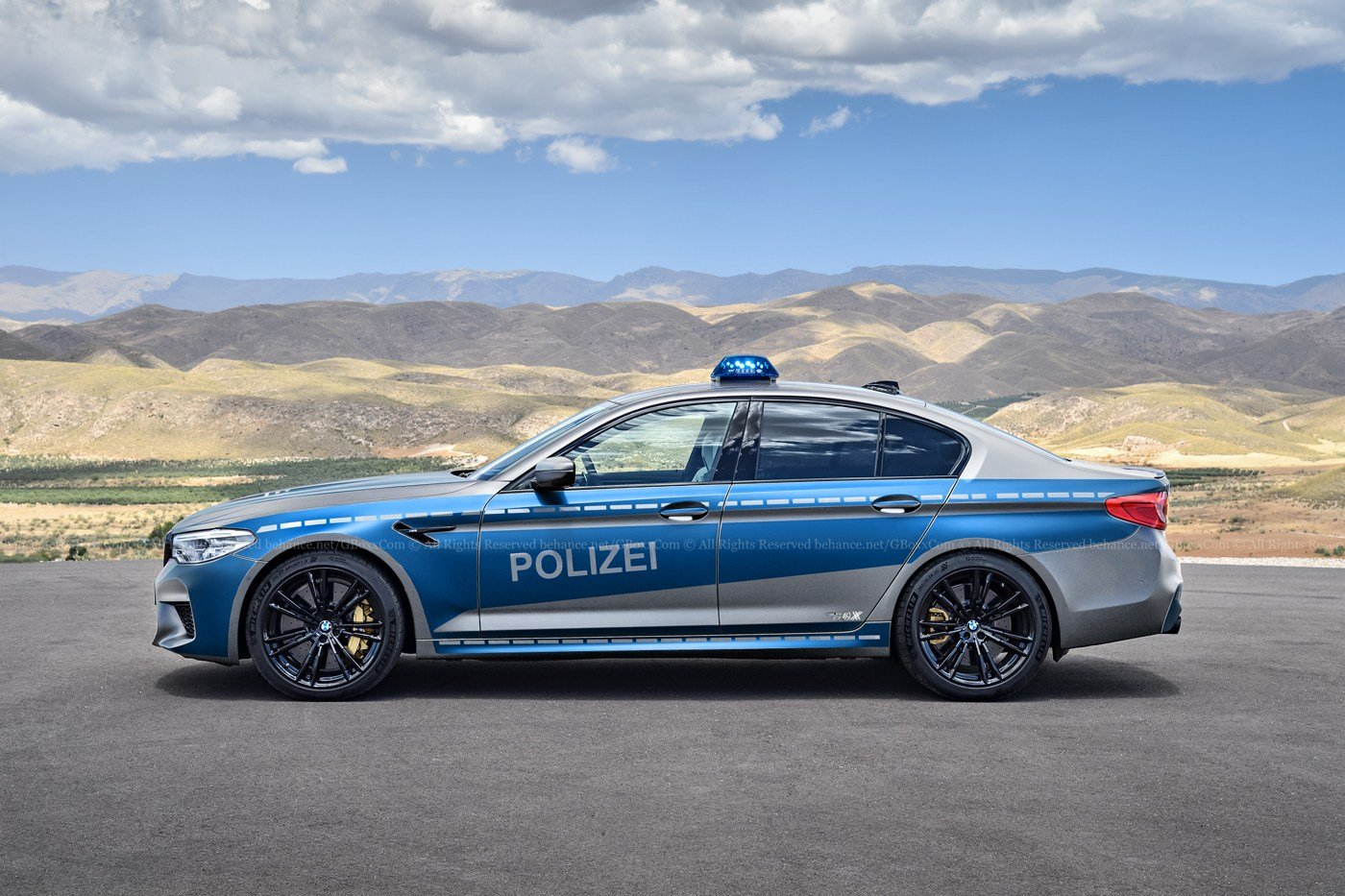 Latest New Bmw M5 Rendered As Convertible Cop Car And M Free Download