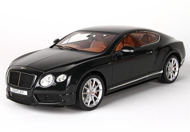 Latest Bentley Continental Gt V8 S Coupe In 1 18 Scale By Bbr Free Download