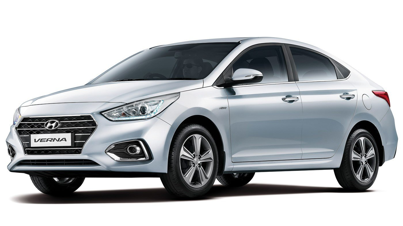 Latest Would You Want India S Fifth Gen Hyundai Accent Verna Free Download