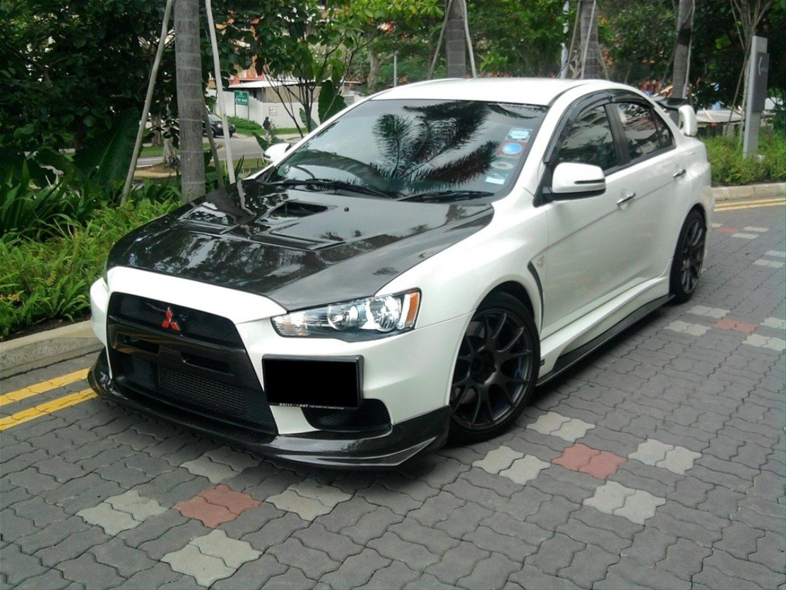 Latest Mitsubishi Evo 14 Car Hd Wallpaper Free Download