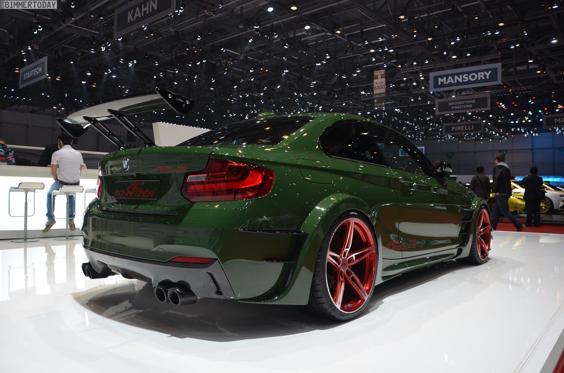 Latest Ac Schnitzer Acl2 With 570 Horsepower Live From 2016 Free Download