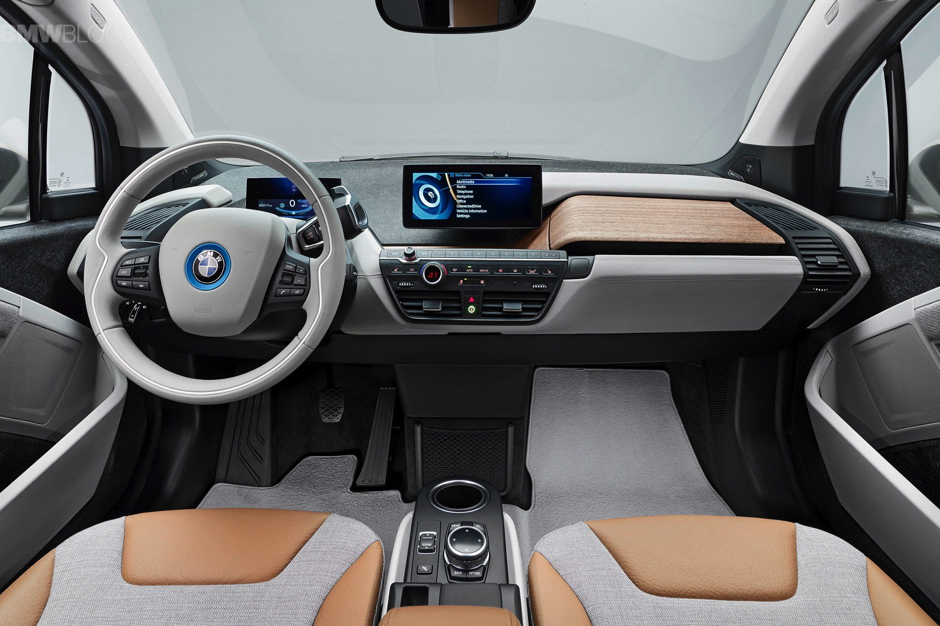Latest Bmw S I3 Interior Is A Winner Free Download