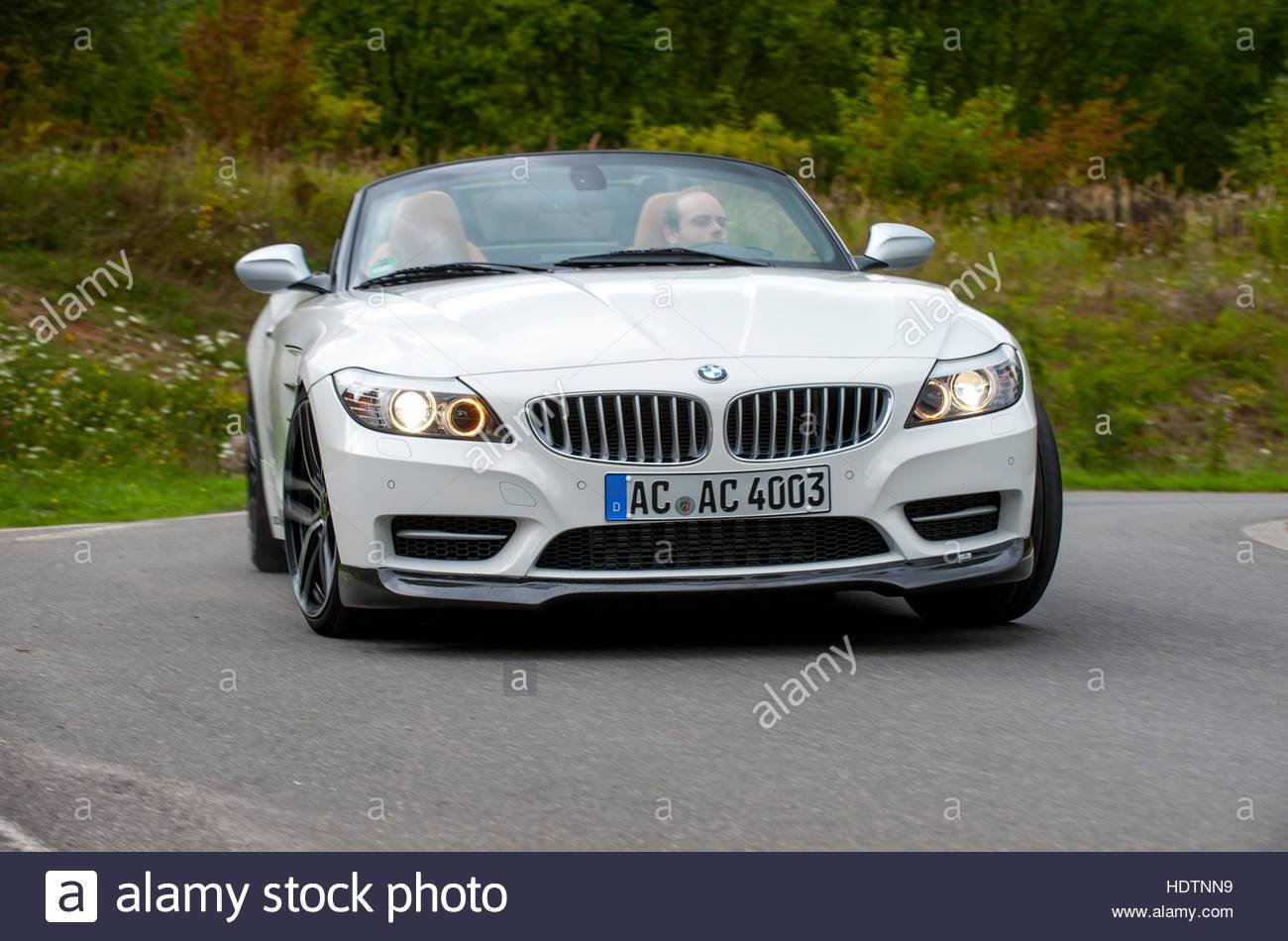 Latest 2010 Ac Schnitzer Bmw Z4M Roadster Sports Car Stock Photo Free Download