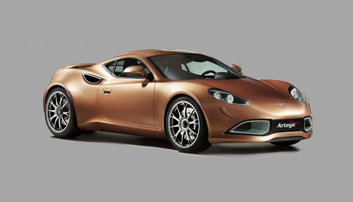 Latest Artega Scalo Electric Sports Car Debuts In Frankfurt Images Free Download