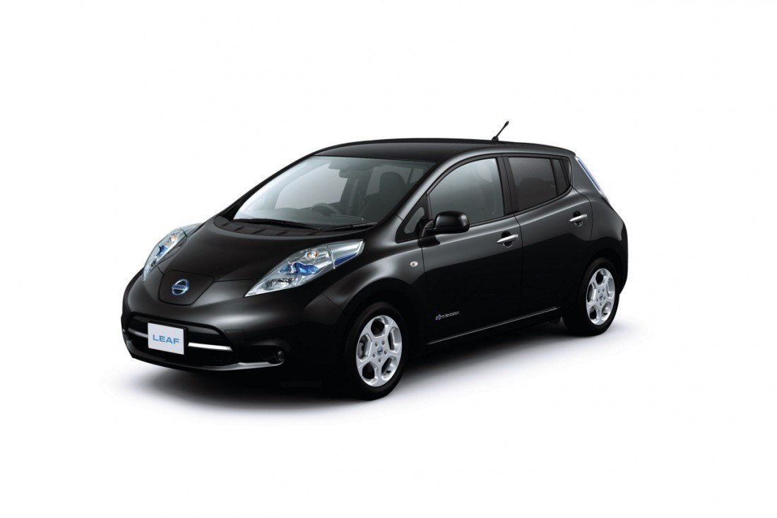 Latest Nissan Leaf Electric Cars Info Free Download