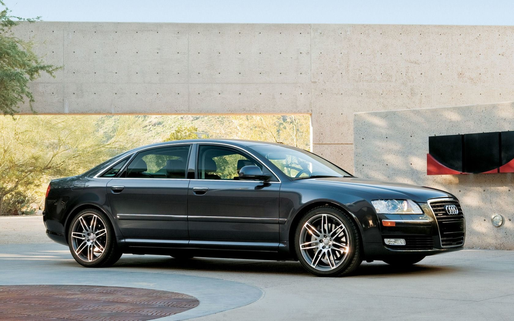 Latest Hd Audi A8 L Wallpaper Full Hd Pictures Free Download