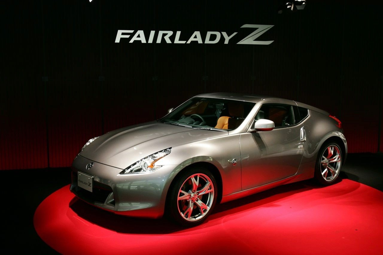 Latest Nissan Fairlady Z Picture 9 Reviews News Specs Buy Car Free Download