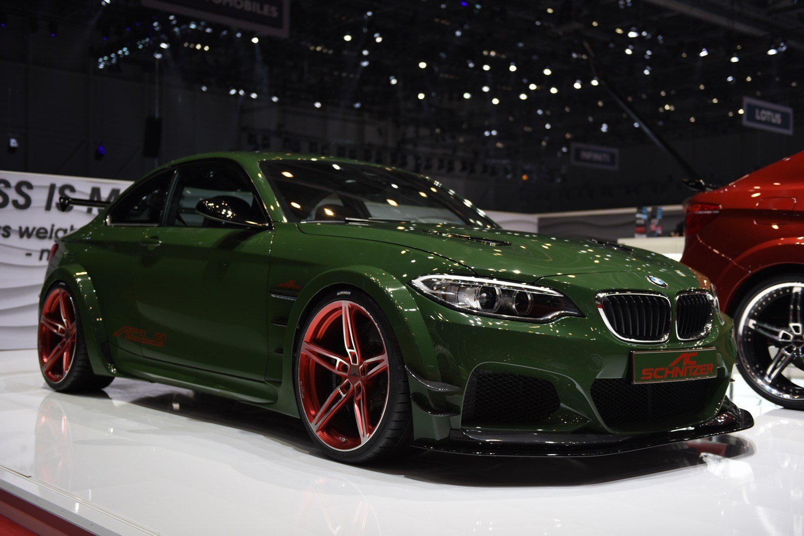 Latest Geneva 2016 Ac Schnitzer Acl2 Bmw M235I Gtspirit Free Download